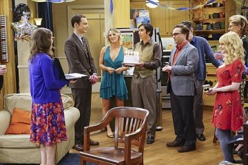 big bang theory saison 9