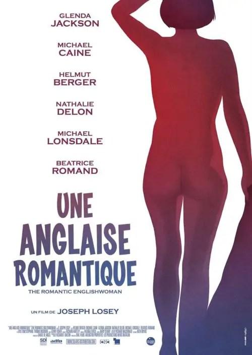 Affiche du film UNE ANGLAISE ROMANTIQUE
