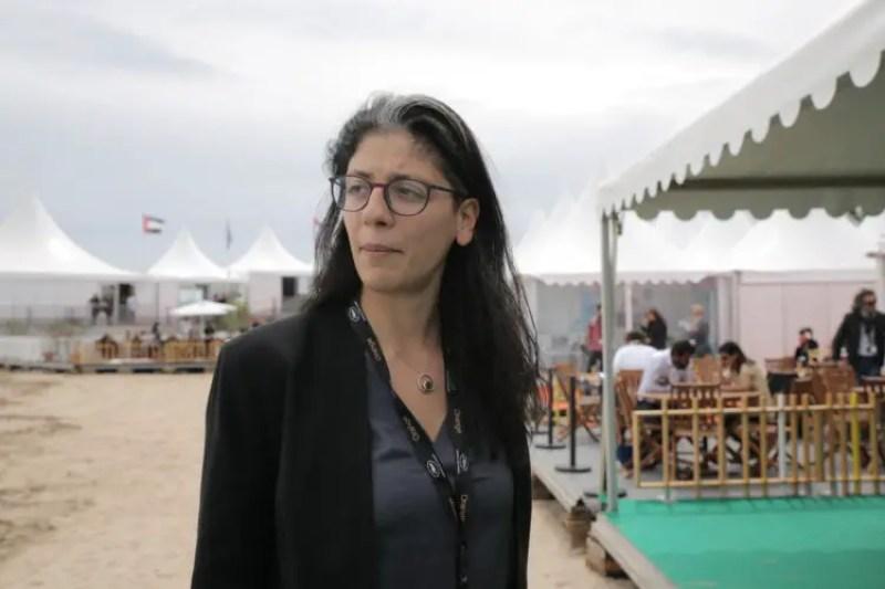 Nathalie Sejean, réalisatrice de IN 5 YEARS