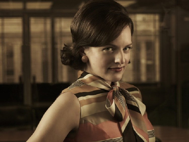 Peggy Olson (Elisabeth Moss) - Mad Men - Season 5 - Gallery - Photo Credit: Frank Ockenfels/AMC