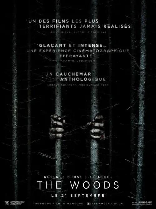 affiche de THE WOODS / Blair Witch