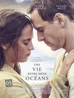 affiche UNE VIE ENTRE DEUX OCEANS