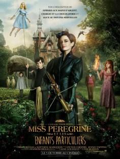 affiche Miss Perregrine