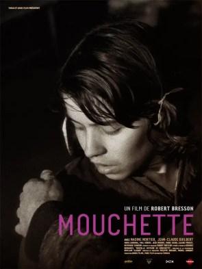 affiche Mouchette