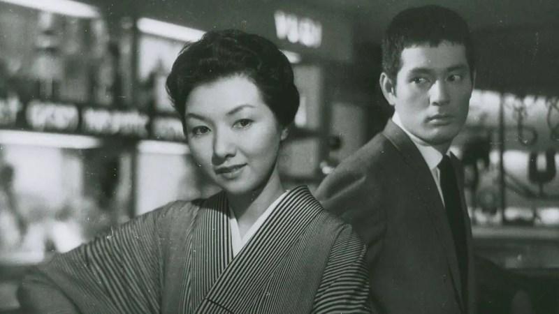 Photo du film QUAND UNE FEMME MONTE L'ESCALIER (1960)