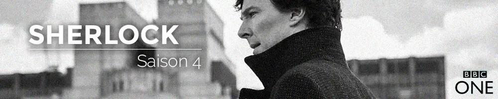 Dossier Séries : Sherlock saison 4