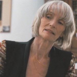 Edith Scob au Festival de Cinéma d'Alès Itinérances