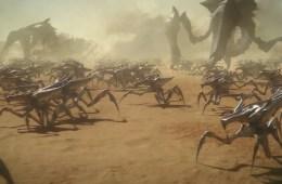 starship troopers - traitor of mars