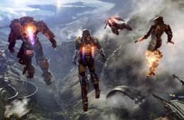 Anthem, présenté à l'E3 2017