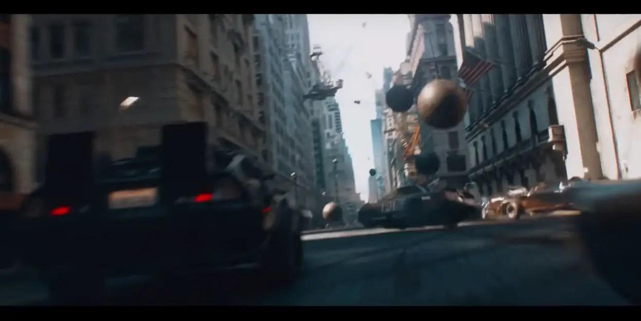 Le nouveau Steven Spielberg se dévoile au Comic Con — Ready Player One