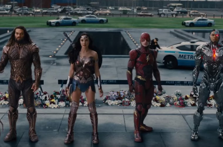 Photo de Justice League
