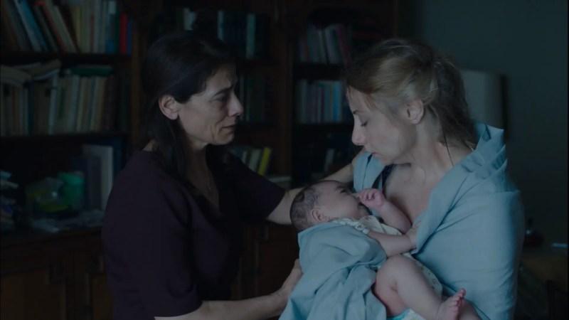 Photo du film UNE FAMILLE SYRIENNE