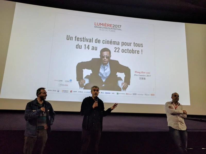 Alfonso Cuaron présente Le Labyrinthe de Pan