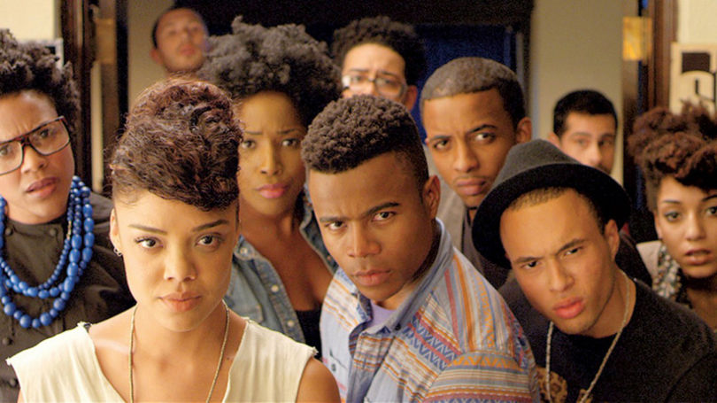 Photo de la série DEAR WHITE PEOPLE