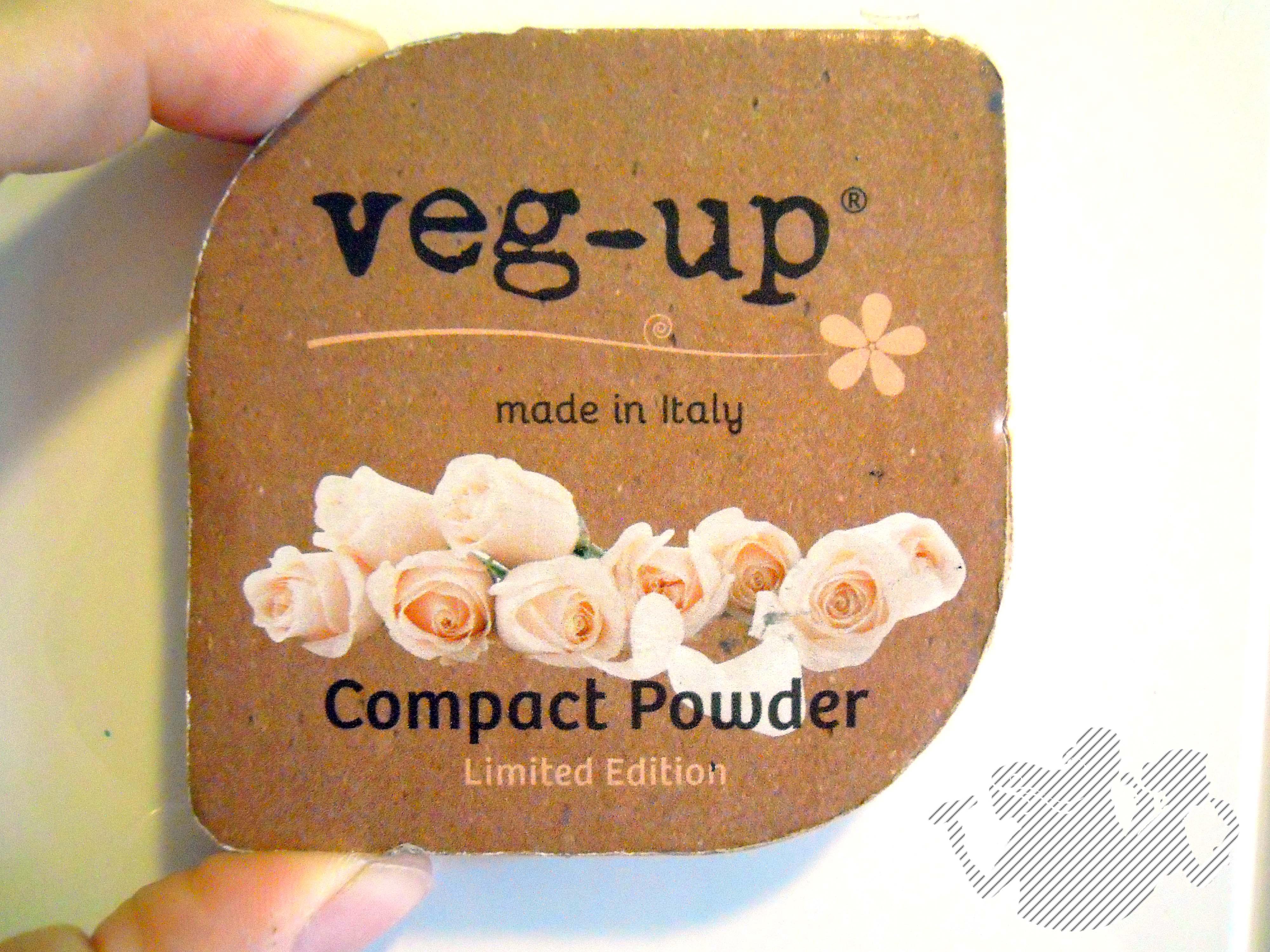 Cipria compatta, Veg Up [Compact Powder]
