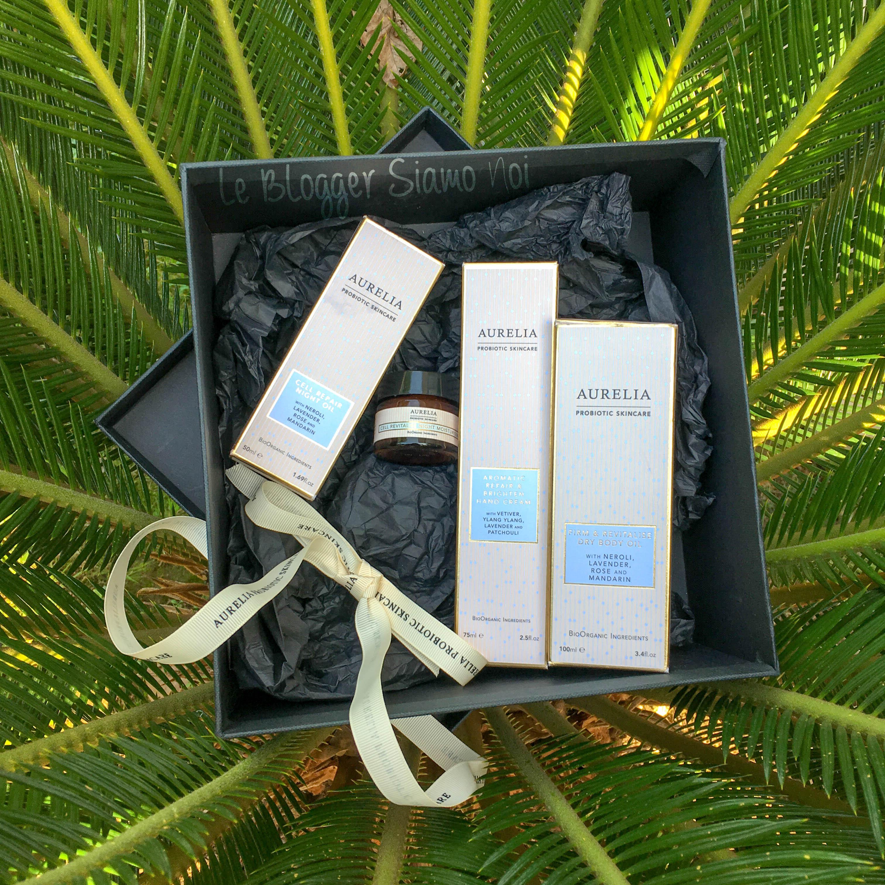 Nourish e Glow Collection – Aurelia Probiotic Skincare