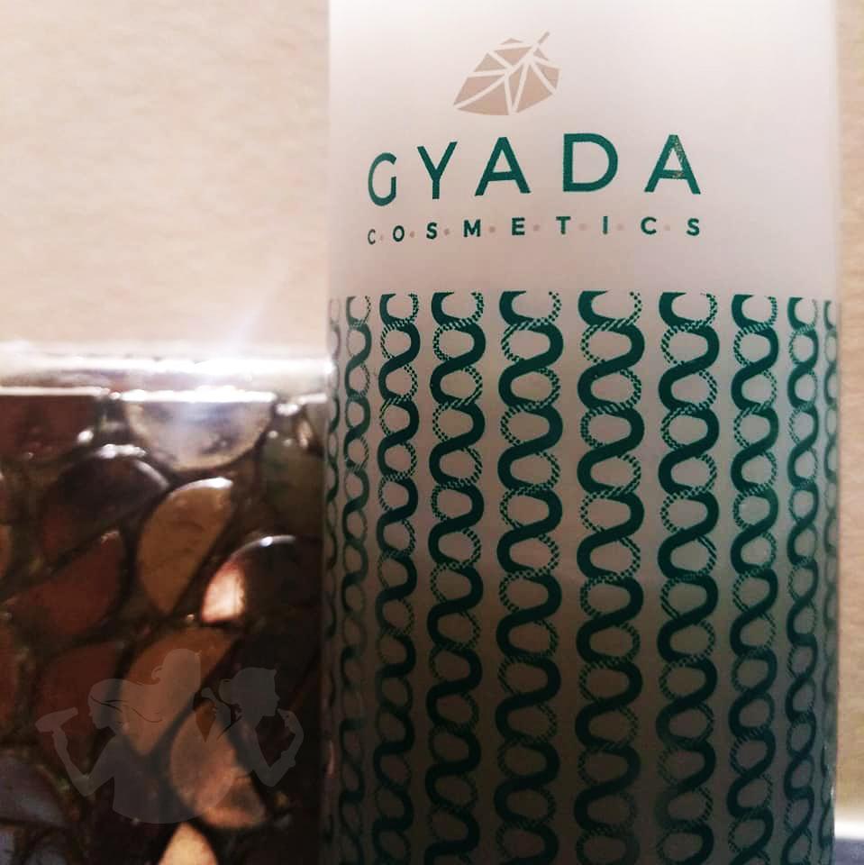Gel capelli rinforzante – Gyada Cosmetics