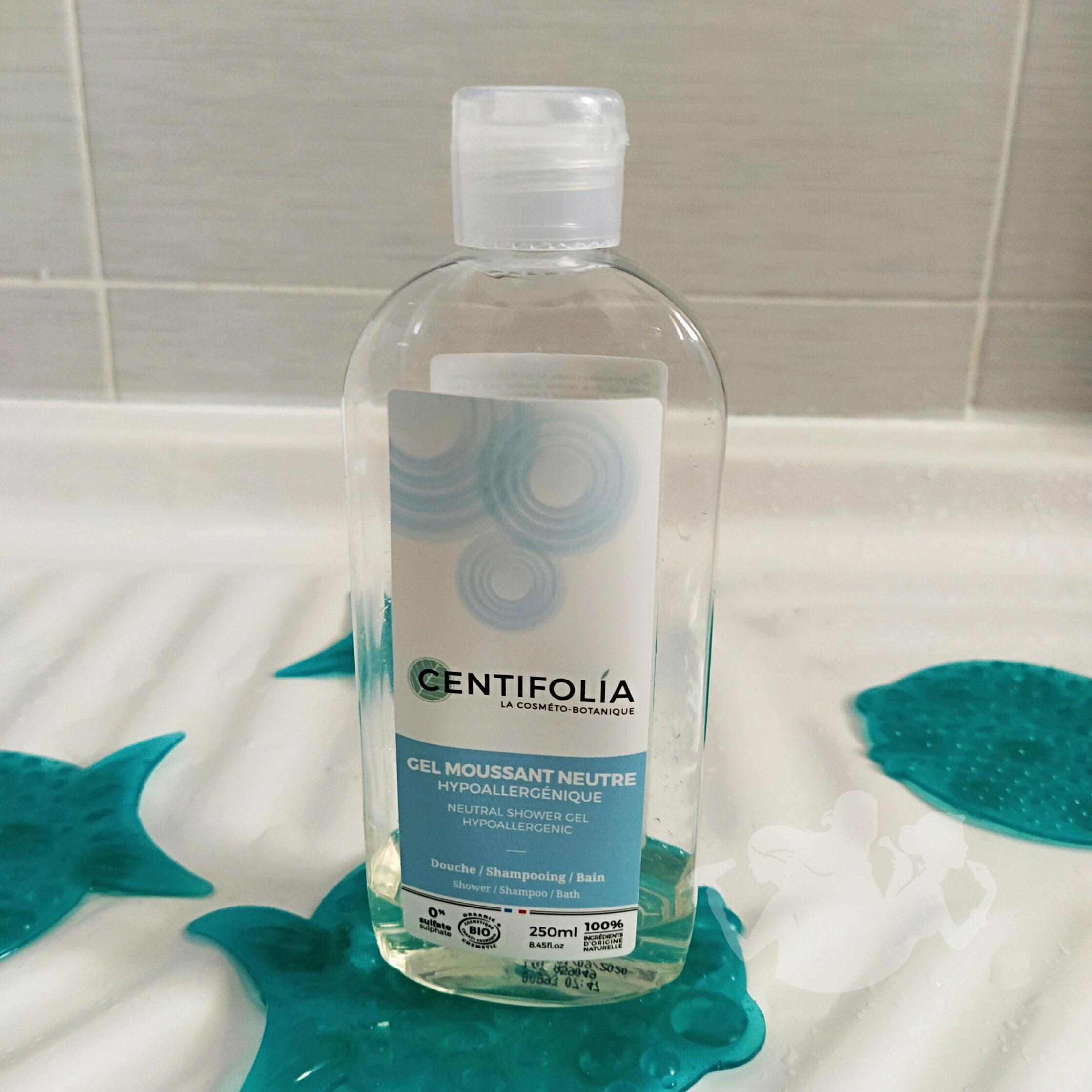 Gel detergente neutro – Centifolia