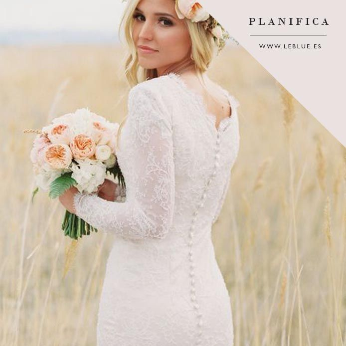 cómo escoger tu vestido de novia según la forma de tu cuerpo