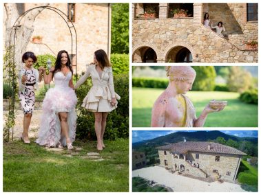 wed in Tuscany,villa Le Bolli Siena