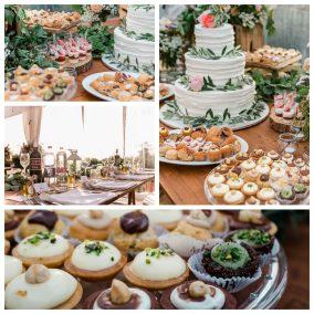 wedding sweets,villa Le Bolli Siena