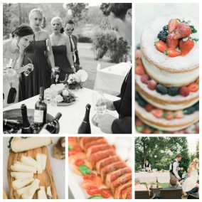 wedding appetizer,Le Bolli Siena