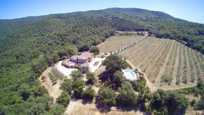 wonderful villa in Tuscan countryside,villa Le bolli Siena