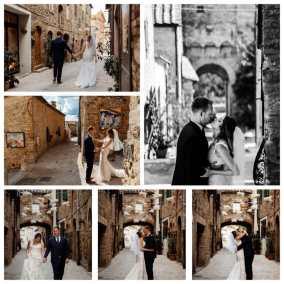 wed in Radicondoli Siena villa Le bolli Siena
