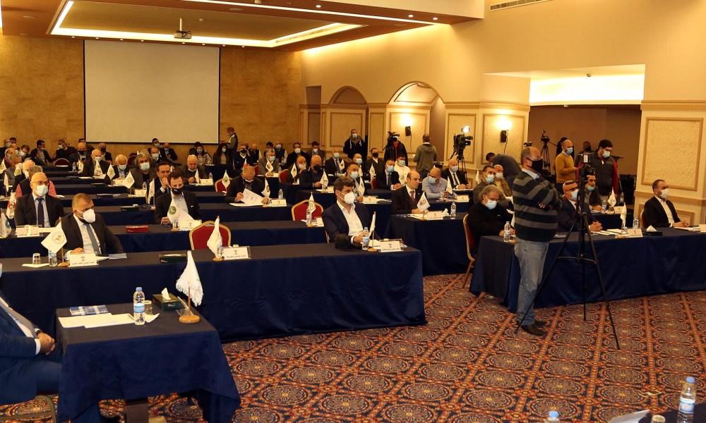في أجواء تنافسية إتسمت بالديمقراطية إنتخاب لجنة تنفيذية جديدة للأولمبية اللبنانية وتوزيع المناصب بين الفائزين في جلسة لاحقة