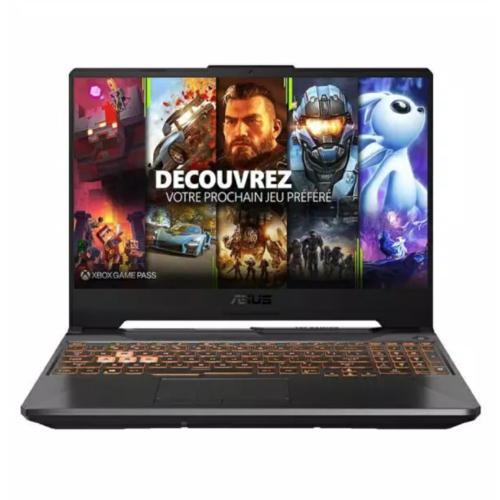 Pc portable Gamer ASUS TUF506II AMD Ryzen R5-4600H