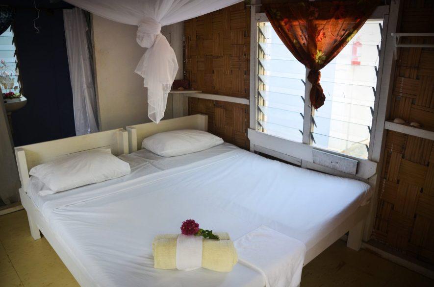Room at Vatia Beach, Fiji