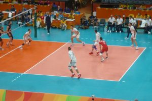 5. Volley France-Canada