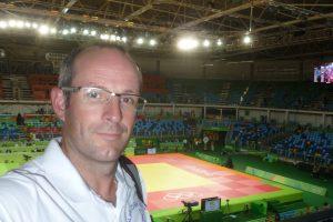 Le dojo olympique
