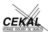 label CEKAL