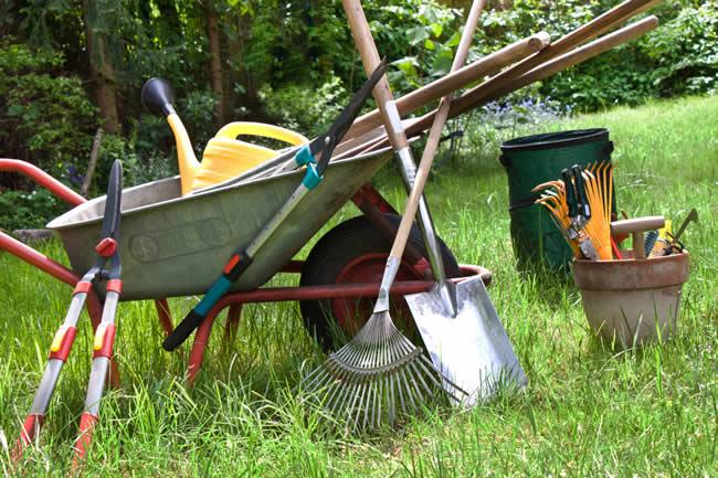quels sont les outils indispensables pour jardiner. Black Bedroom Furniture Sets. Home Design Ideas