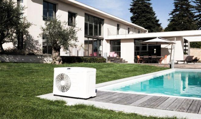 utiliser une pompe chaleur pour chauffer une piscine. Black Bedroom Furniture Sets. Home Design Ideas