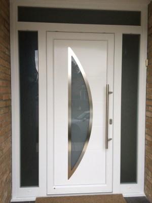 Avantages d'une porte d'entrée en PVC