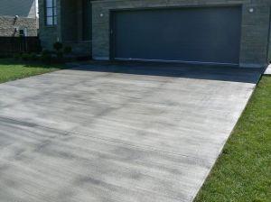 beton balaye