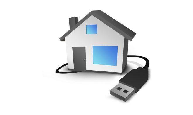 utilité d'une maison connectée