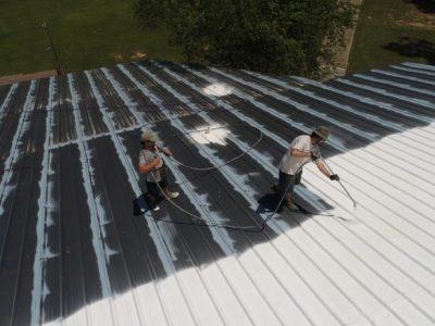 sécuriser ses employés sur un toit