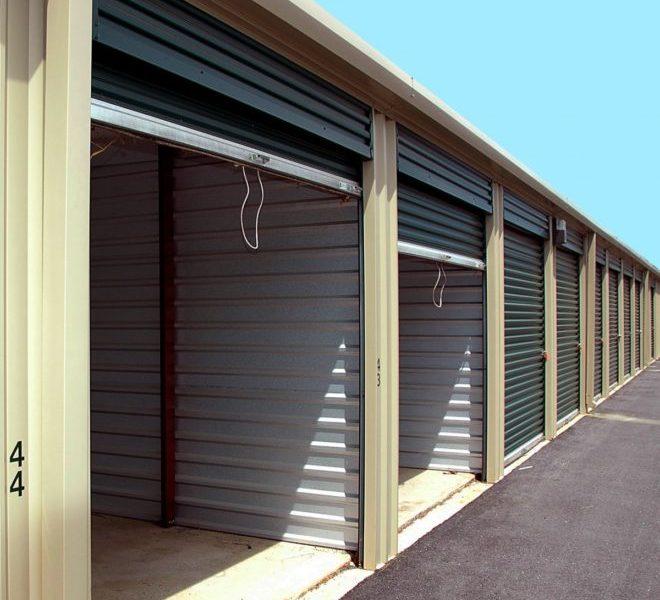 box de stockage garde-meuble