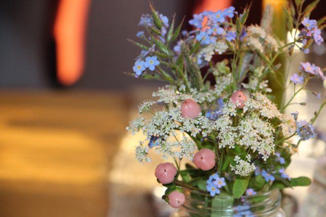 décorer son intérieur avec des fleurs