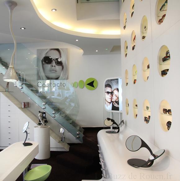 La boutique Le Lanchon Solaire, le temple des créateurs tendance de lunettes  solaires pour hommes, femmes et enfants se trouve en plein coeur du centre  ... a7f4119fb949
