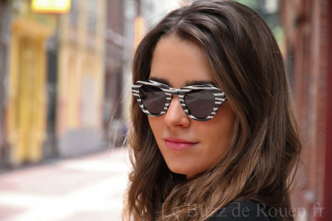 9fa0d5e0ca087e Les Lunettes Matsuda sont à Rouen chez Le Lanchon et l article sur  l accessoire Luxe s impose!Découvrez aussi la sélection des Solaires Femme  de Juillet ...