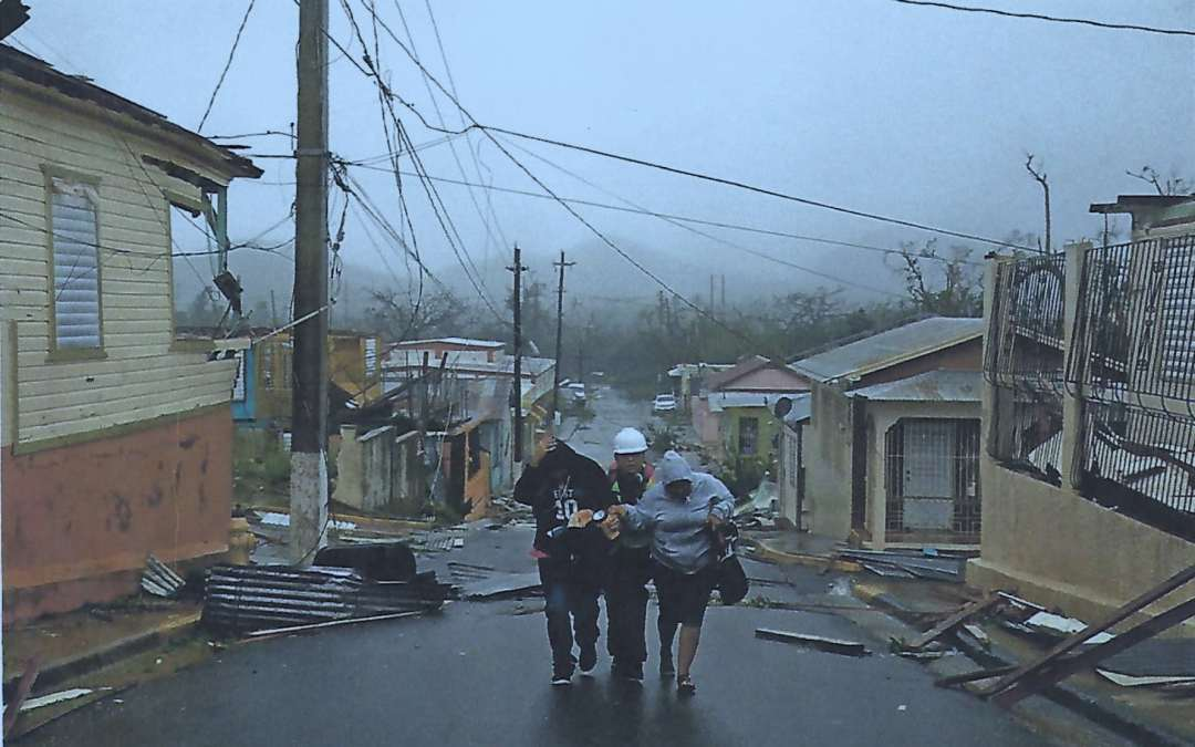 Together for Puerto Rico !