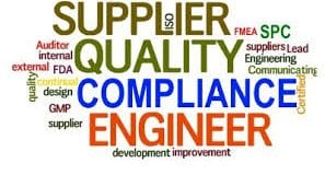 Supplier Quality Engineers