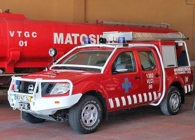 Bombeiros V. Matosinhos-Leça