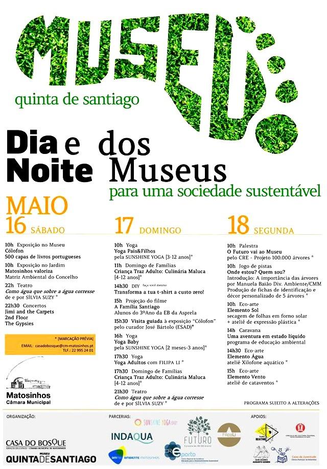 Programa Dia e Noite dos Museus