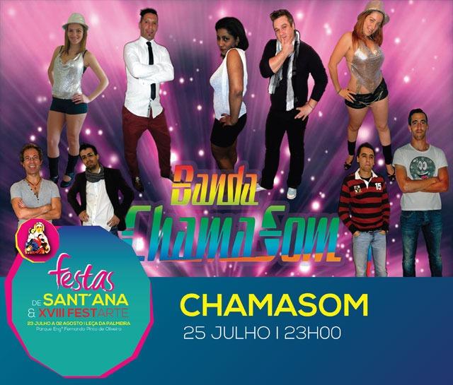 Banda ChamaSom
