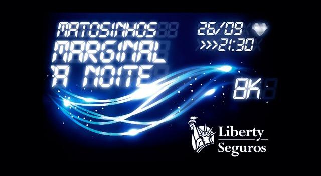 Matosinhos Marginal à Noite 2015